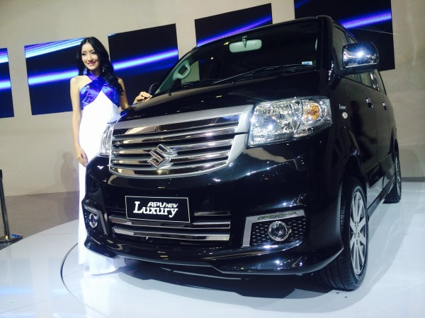 Harga Suzuki APV New Luxury