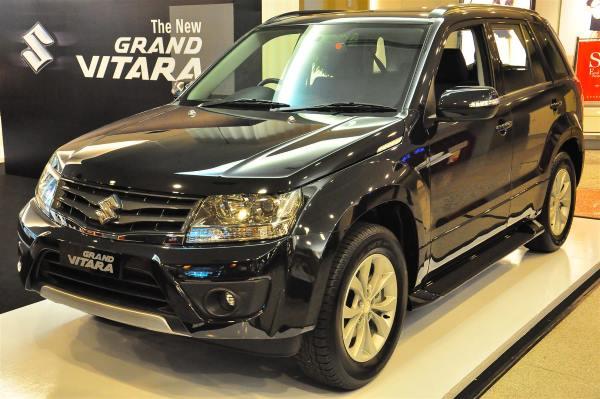 Harga Terbaru Suzuki Grand Vitara Mei 2019