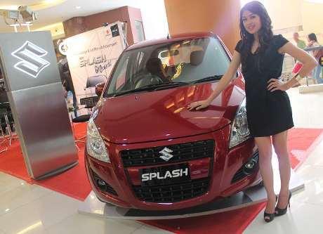 Harga Terbaru Suzuki Splash Juli 2017