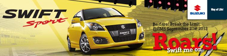 Harga Suzuki Swift Sport