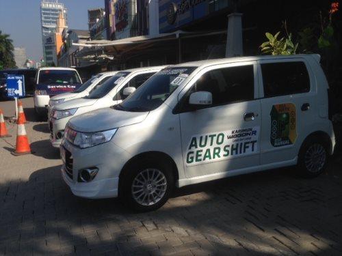 Harga Resmi Suzuki Karimun Wagon R Matic Terbaru
