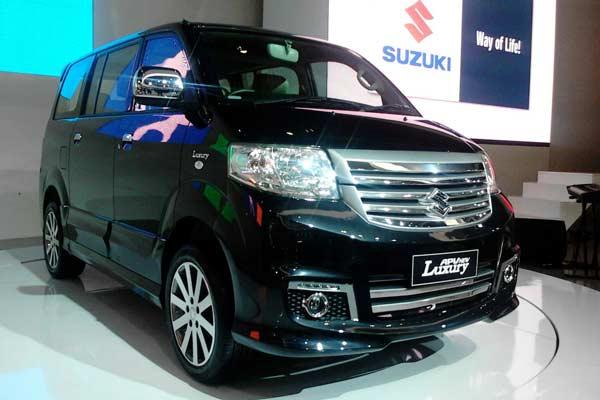 Promo Kredit Suzuki APV Desember 2015