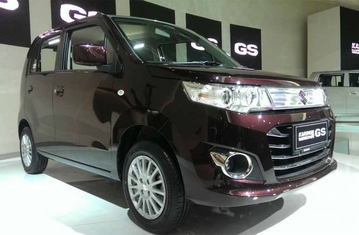 Promo Kredit Suzuki Karimun Wagon R