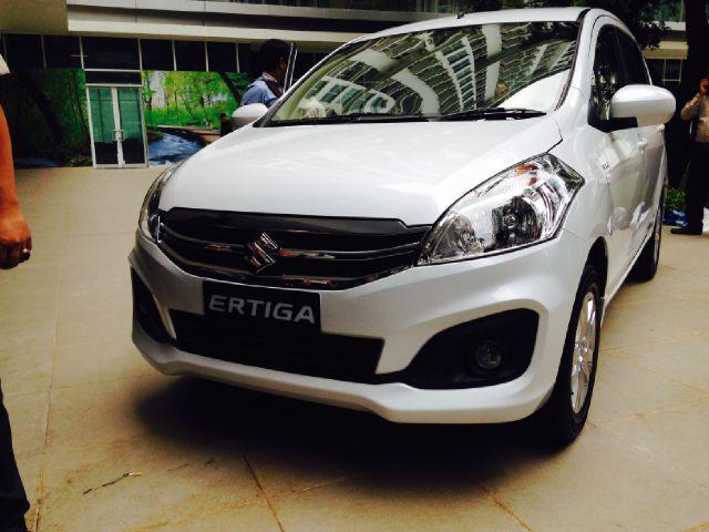Paket Kredit Suzuki Ertiga DP Ringan Mei 2019