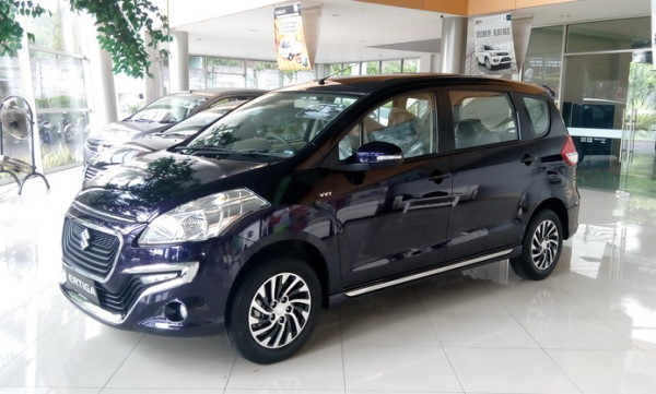 Promo Suzuki Ertiga Terbaru Desember 2017
