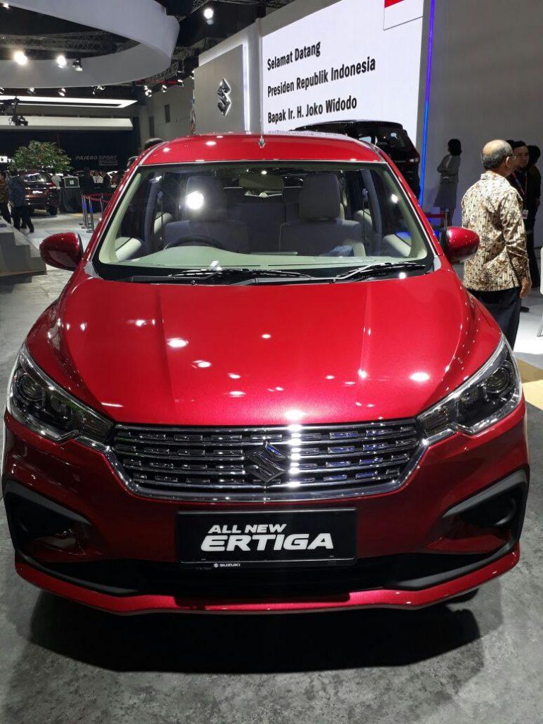 Harga Terbaru Suzuki Ertiga Mei 2019