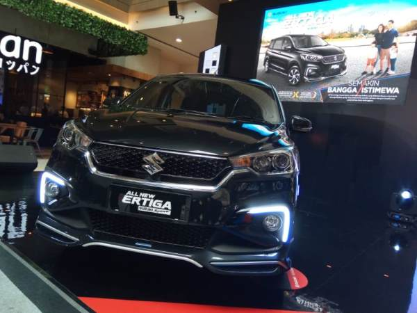 3 Pilihan Warna Suzuki Ertiga Sport Terbaru