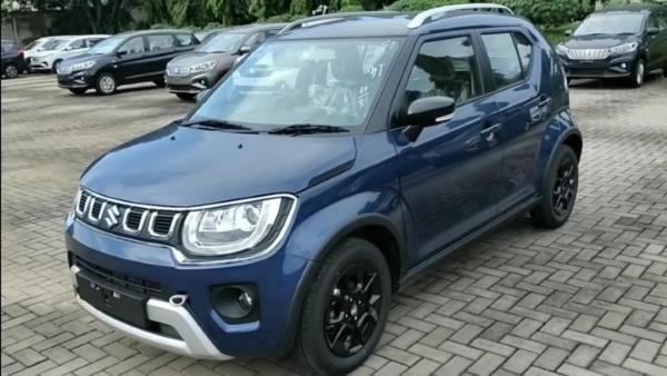 Pilihan Warna Suzuki IGNIS GX Dan GL Terbaru