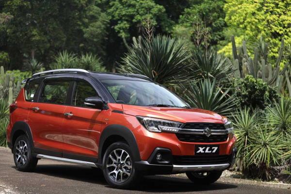 Pilihan Warna Suzuki XL7 Alpha, Beta, Zeta Terbaru